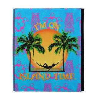 Island Time iPad Folio Case