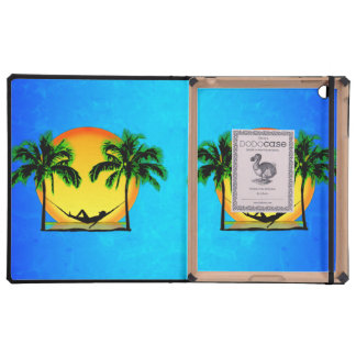 Island Time Case For iPad