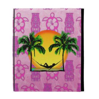 Island Time iPad Folio Covers