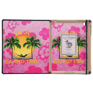 Island Time Cases For iPad
