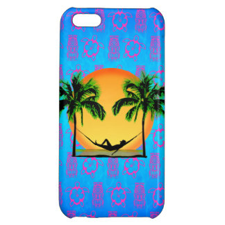 Island Time Case For iPhone 5C