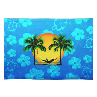 Island Time Cloth Placemat