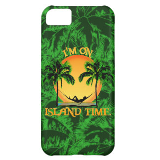 Island Time Cover For iPhone 5C