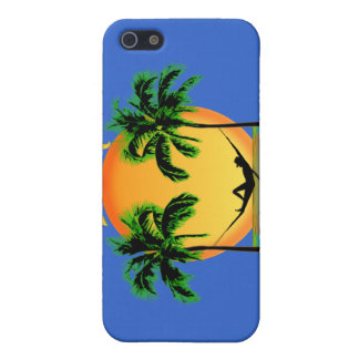 Island Time Cover For iPhone SE/5/5s