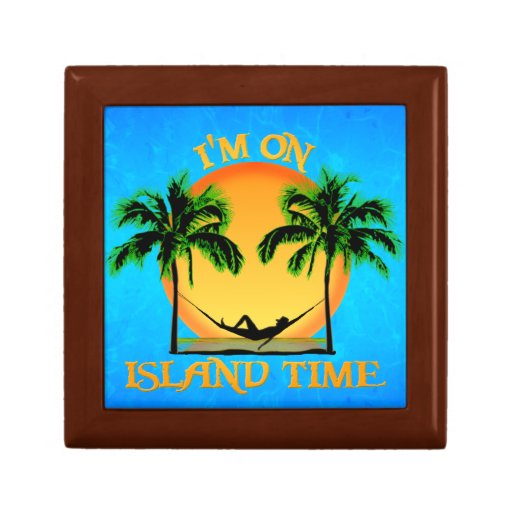 Island Time Gift Boxes