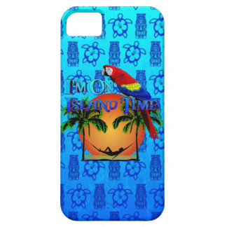Island Time In Hammock iPhone 5 Cases