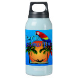 Island Time In Hammock 10 Oz Insulated SIGG Thermos Water Bottle