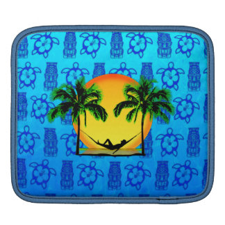 Island Time iPad Sleeve