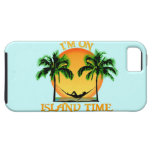 Island Time iPhone 5 Case