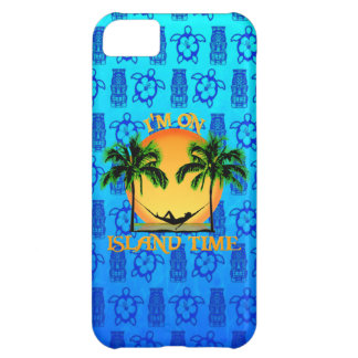 Island Time iPhone 5C Cover
