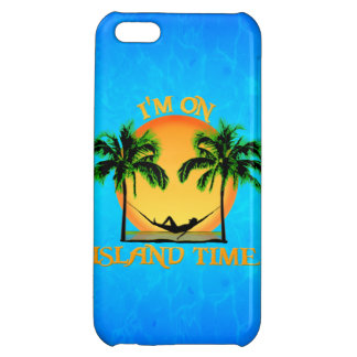 Island Time iPhone 5C Covers