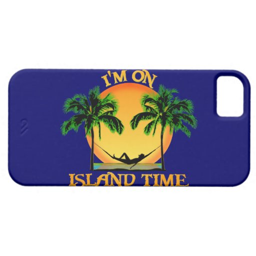Island Time iPhone SE/5/5s Case