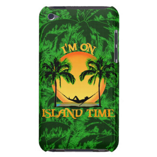 Island Time iPod Touch Case