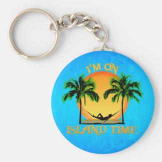 Island Time Keychains