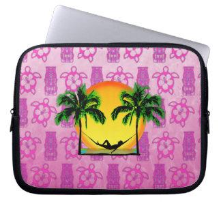 Island Time Laptop Sleeve