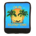 Island Time Luggage Handle Wrap