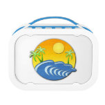 Island Time Lunchboxes
