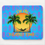 Island Time Mousepads