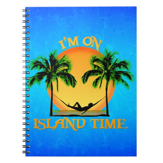 Island Time Notebook