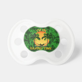 Island Time Pacifier