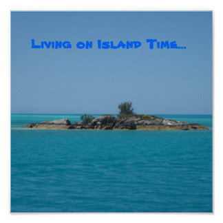 Island Time Poster