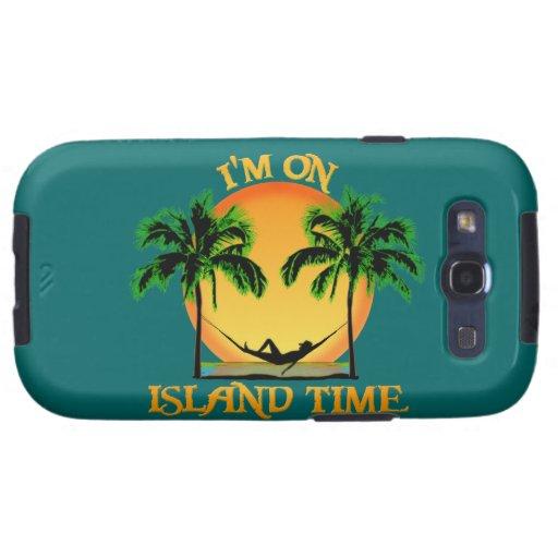Island Time Samsung Galaxy SIII Covers