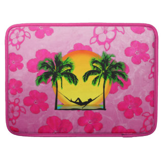 Island Time Sleeve For MacBooks