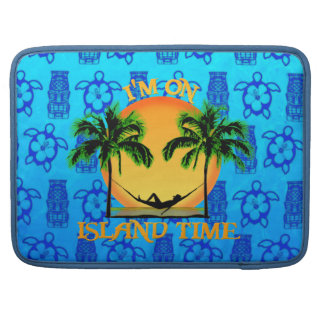 Island Time Sleeve For MacBooks