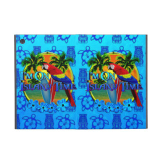 Island Time Sunset And Tikis Cases For iPad Mini