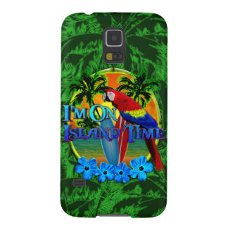 Island Time Sunset Case For Galaxy S5