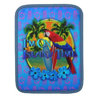 Island Time Sunset Sleeve For iPads