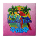 Island Time Sunset Tiles