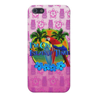 Island Time Surfing Case For iPhone SE/5/5s