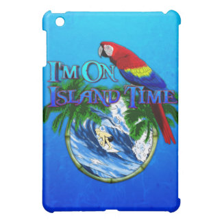 Island Time Surfing iPad Mini Cases