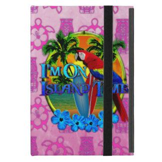 Island Time Surfing iPad Mini Cover