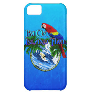 Island Time Surfing iPhone 5C Case