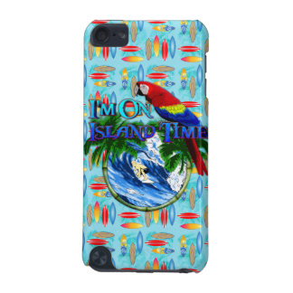 Island Time Surfing iPod Touch 5G Case