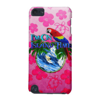 Island Time Surfing iPod Touch 5G Cover