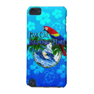Island Time Surfing iPod Touch (5th Generation) Cover