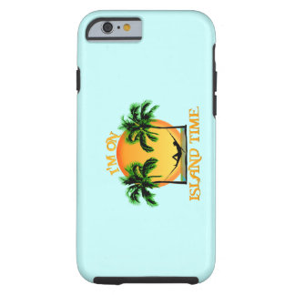 Island Time Tough iPhone 6 Case