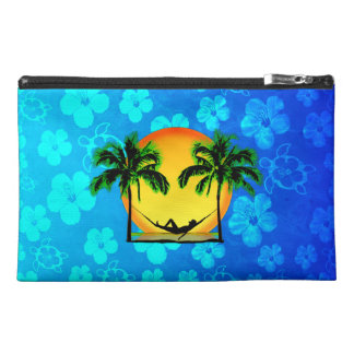 Island Time Travel Accessories Bag
