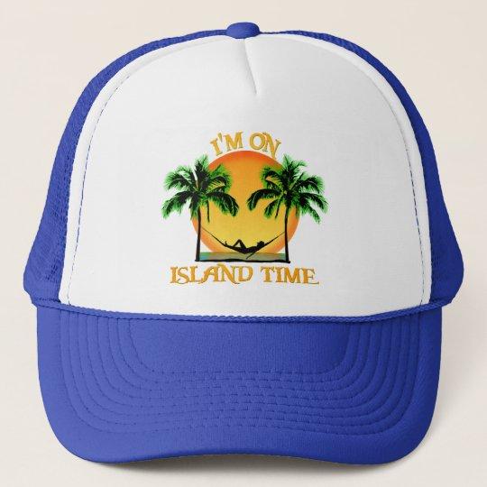 Island Time Trucker Hat