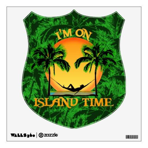 Island Time Wall Decor