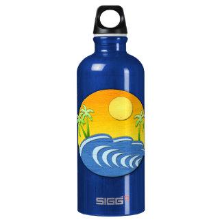 Island Time Water Bottle