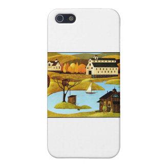 Island Tree House iPhone 5 Cover