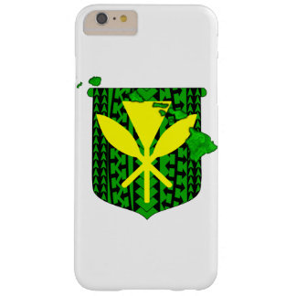Island Tribal Kanaka Maoli Barely There iPhone 6 Plus Case