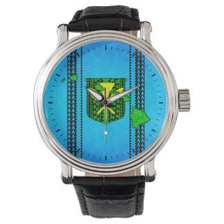 Island Tribal Kanaka Maoli Watches