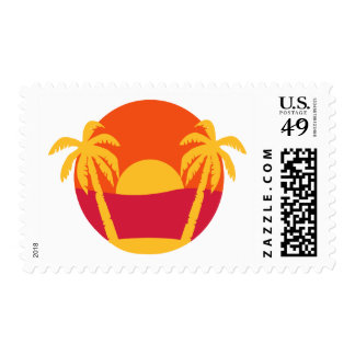 Island - Vacation Stamps