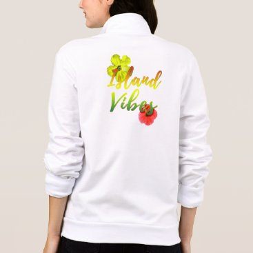 Beach Themed Island Vibes Jacket