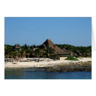 Island Village Card